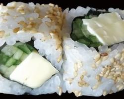 Sushi Ruko - cali CHEESE LOVER 4.5 EURO