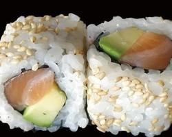 Sushi Ruko - cali saumon avocat 5.5 euro