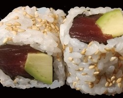 Sushi Ruko - cali Thon avocat 5.9 euro