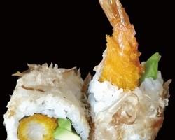 Sushi Ruko - calil CREVETTE TEMPURA 6.5 EURO
