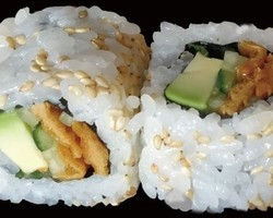 Sushi Ruko - calil VEGE 5 EURO