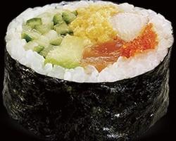 Sushi Ruko - KAMIKAZE SAUMON 4P 5.5EURO