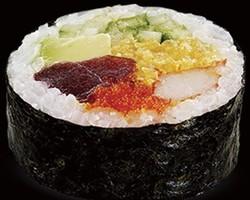 Sushi Ruko - KAMIKAZE THON 4P 5.8 EURO