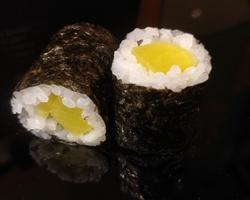 Sushi Ruko - maki radis japonais 4 euro