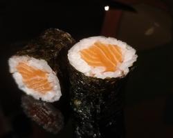 Sushi Ruko - maki saumon 4.5 euro