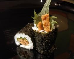 Sushi Ruko - maki shiso inari 4.5 euro