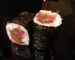 Sushi Ruko - maki thon spicy 5 euro
