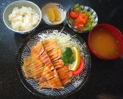 Sushi Ruko - tori no shioyaki 14 euro