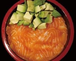 Sushi Ruko - shirashi saumon 15 euro