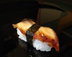 Sushi Ruko - sushi anguille 3 euro