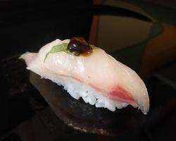 Sushi Ruko - sushi daurader ponzu  2.3 euro