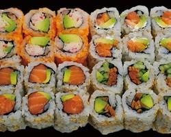 Sushi Ruko - CALLIFORNIA LOVER 20 EURO