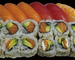 Sushi Ruko - OLD SCHOOL 18 EURO