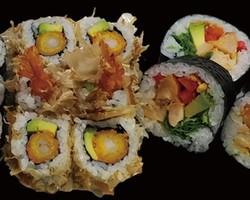 Sushi Ruko - SET TEMPURA 15 EURO