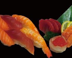 Sushi Ruko - SUSHI SASHIMI 21 EURO