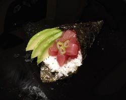 Sushi Ruko - temaki thon 4.8 euro